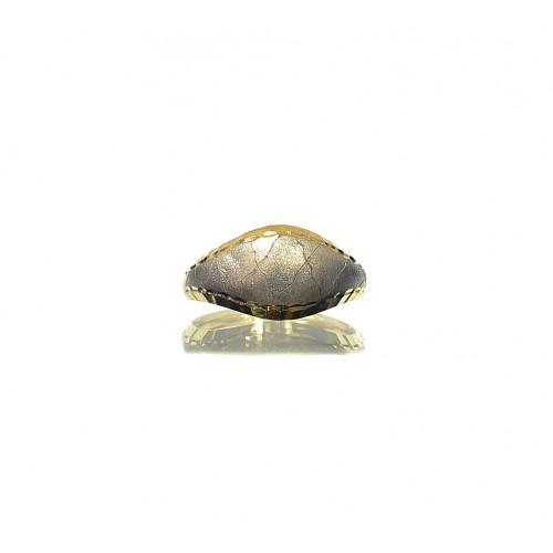 Zlatý prsten - dvojí zlato AU0195