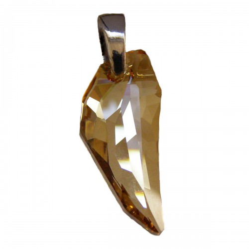 Stříbrný přívěsek Swarovski elements SW0030